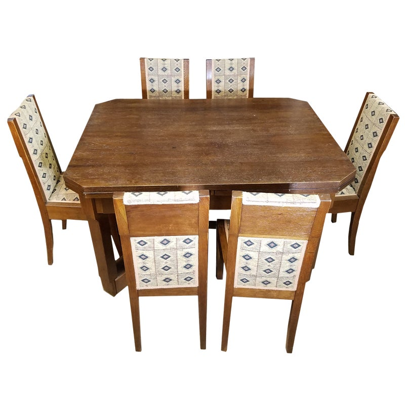 Crafts Style Dining Suite